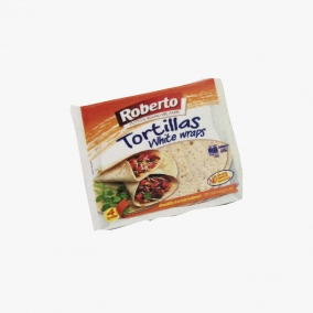 TORTILLAS X 4 240 GR ROBERTO