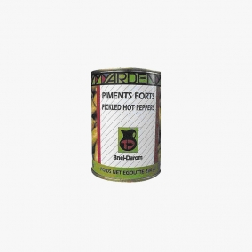 POIVRONS FORTS 540 GR