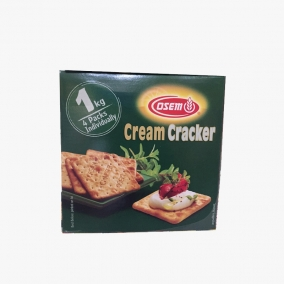 CRACKERS OSEM 1 KG