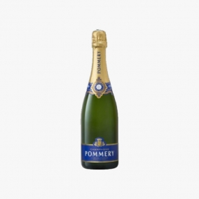 CHAMPAGNE POMMERY CUVEE...
