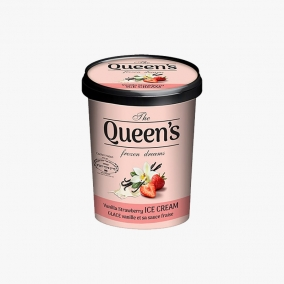 POT VANILLE FRAISE QUEEN S...