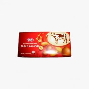 CHOCOLAT LAIT NOISETTES...