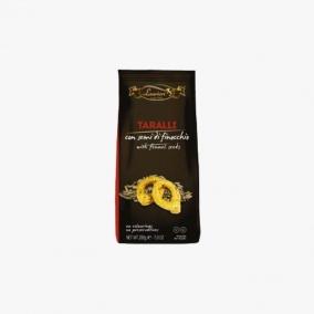 CRAKERS TARALLI FENOUIL 200 GR