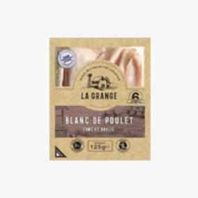 BLANC DE POULET FUMÉ GRIL...