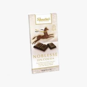 CHOCOLAT NOIRE 55% SCHMER...