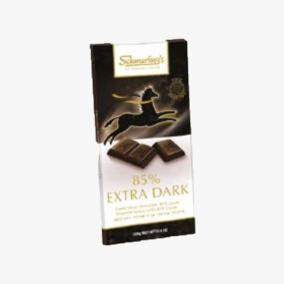 CHOCOLAT NOIR 85% SCHMERL...