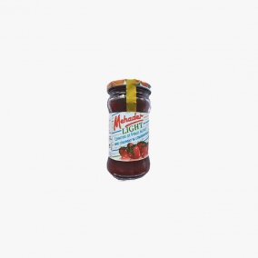 CONFITURE LIGHT FRAISE 340 GR