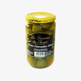 OLIVES COLOSSALES CITRON...