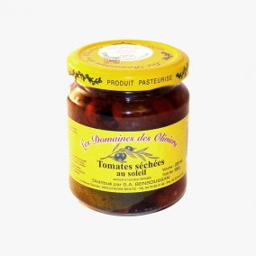 TOMATES SECHEES HUILE 21CL
