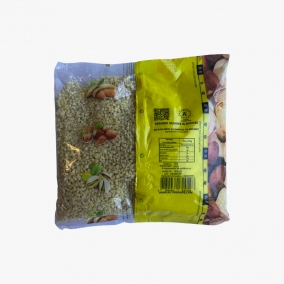 AMANDES HACHEES BLANCHIES 500G