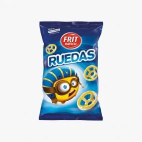 CHIPS RUEDAS KASH 50 GR