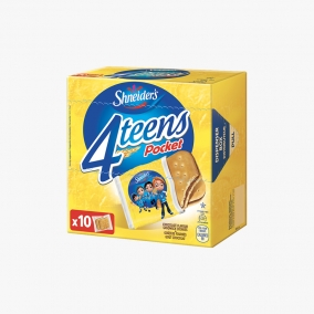 4TEENS POCKET X10 375 GR