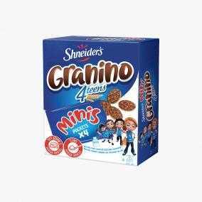MINI GRANINO 4 TEENS CHOCO...