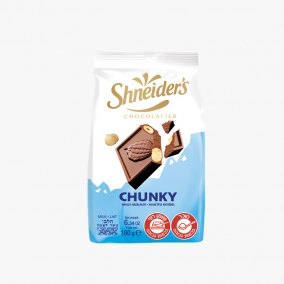 CARRE GOURMAND LAIT CHUNKY...