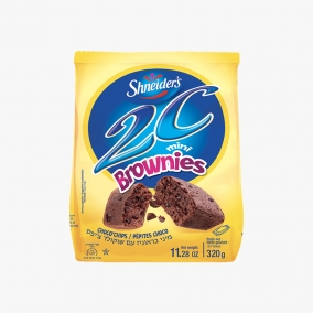 MINI BROWNIE 2C 320 GR