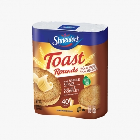 TOAST ROUNDS BLE COMPLET...
