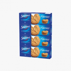 PRIVILEGES PALMIERS 100GR X4
