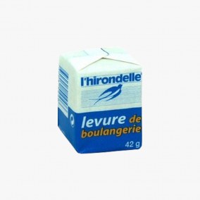 CUBE DE LEVURE 42 GR