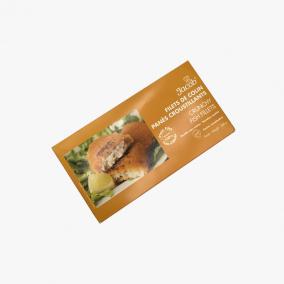 FILET DE COLIN PANES 500GR