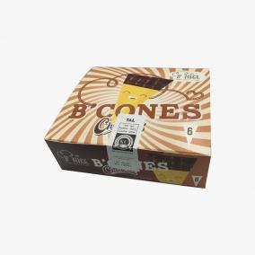 CONE CHOCOLAT  HALAVI 720 ML