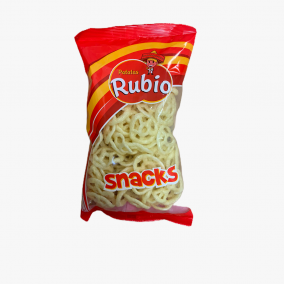 SNACKS RUEDAS MINI RUBIO 65 GR