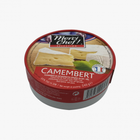 CAMEMBERT MERCI CHEF 240G