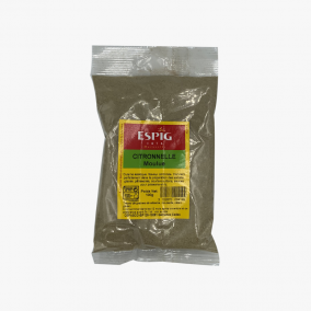CITRONNELLE MOULUE 100G