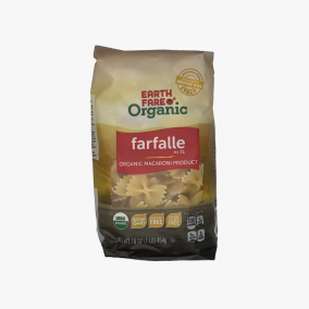 FARFALLE ORGANIC 454G