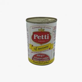 TOMATE PELEE PETTI 400GR