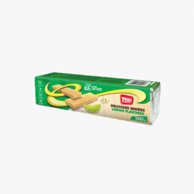 GAUFRETTE MAN LEMON WAFER 500G