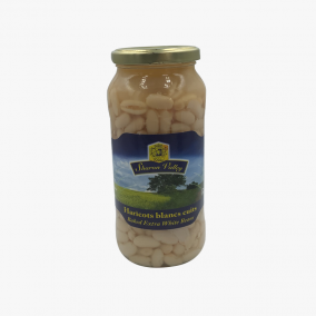 HARICOTS BLANCS EXTRA 570GR