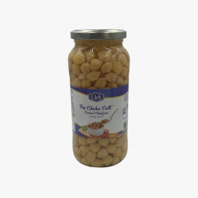 POIS CHICHES EN BOCAL 580ML