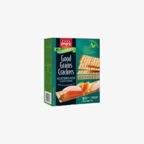 G.G CRACKERS FLATBREADS...