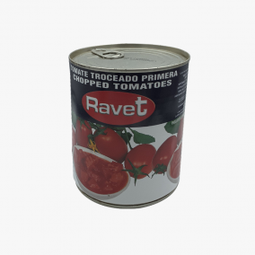 TOMATES CONCASSEES 780GR RAVET