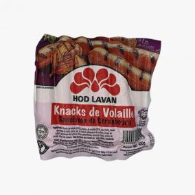 KNACKS VOLAILLE HOD LAVAN 400G