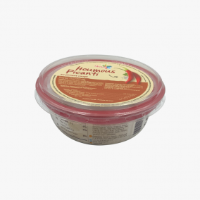 HOUMOUS PICANTI 400 GR STRAUSS