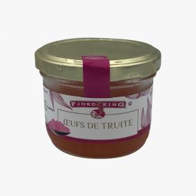 OEUFS DE TRUITE 80 GR