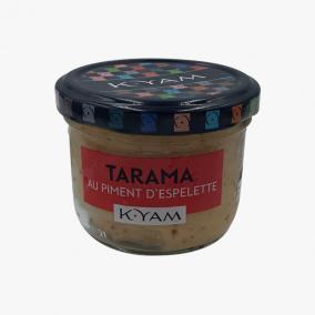 TARAMA AU PIMENT...