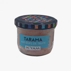 TARAMA OEUFS TRUITE K YAM...