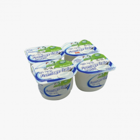 FROMAGE BLANC MAKABI 3% 4X100G