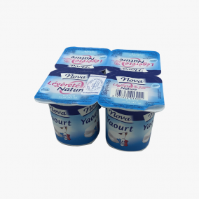 YAOURT NATURE LIGHT 0% 125G