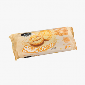 BISCUIT SMILING COOKIES...