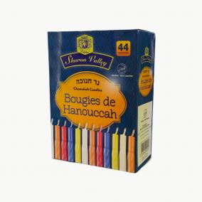 44 BOUGIES DE HANOUCCAH...
