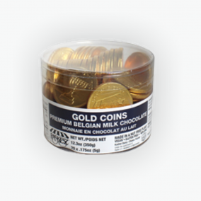 TUBE 70 PIECES CHOCO LAIT GOLD