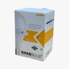 AMPOULE DE CHABBAT SHABBULB