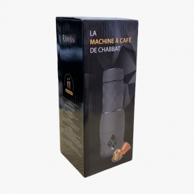 MACHINE A CAFE DE CHABBAT