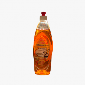 LIQUIDE VAISELLE ORANGE 750 ML