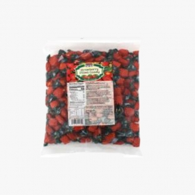 STRAWBERRY FILLED CANDY 907 GR
