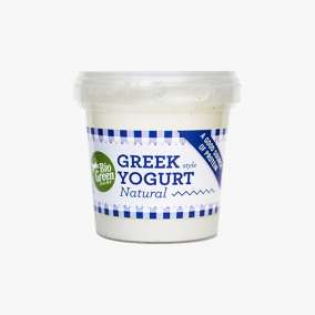 GREEK YOGURT NATURE 170G