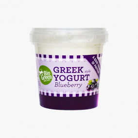 GREEK YOGURT MYRTILLE 170G